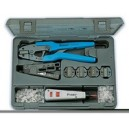 PROFESSIONAL TWISTED PAIR TOOL KIT