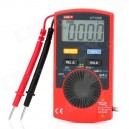 POCKET SIZED DIGITAL MULTIMETER