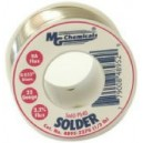 "MG Chemicals Sn60/Pb40 Leaded Solder 0.025"" - 227g"