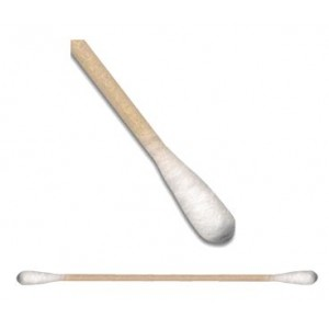 MG Chemicals Double Headed Cotton Swab - 100PK