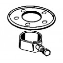 Philmore Guy Ring and Clamp - 1-1/4""