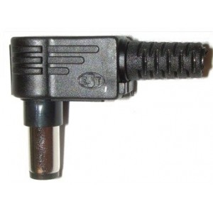 Philmore Right Angle Coaxial Power Plug - 2.5mm