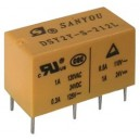 Mode 1A 12VDC 16 Pin Dip 2C PC Relay