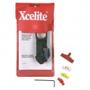Xcelite 3CGN Green 3-step Coaxial Wire Stripper Cassette Kit