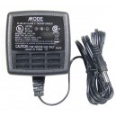 Mode 2.1mm Unregulated AC Adapter - 12VDC, 800mA - Center Negative