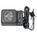 Mode Unregulated Universal Multi-Output AC Adapter w/ Polarity Reversing Switch