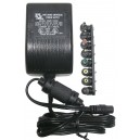 Mode 0-1.7A Regulated Universal Switching AC Adapter