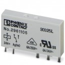 PHOENIX 2961105 REL-MR- 24DC/21 - Single relay