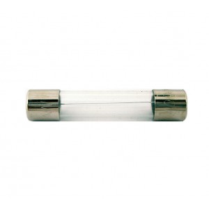Mersen 15A, 250V Glass Fast Blow Fuse 6x30mm